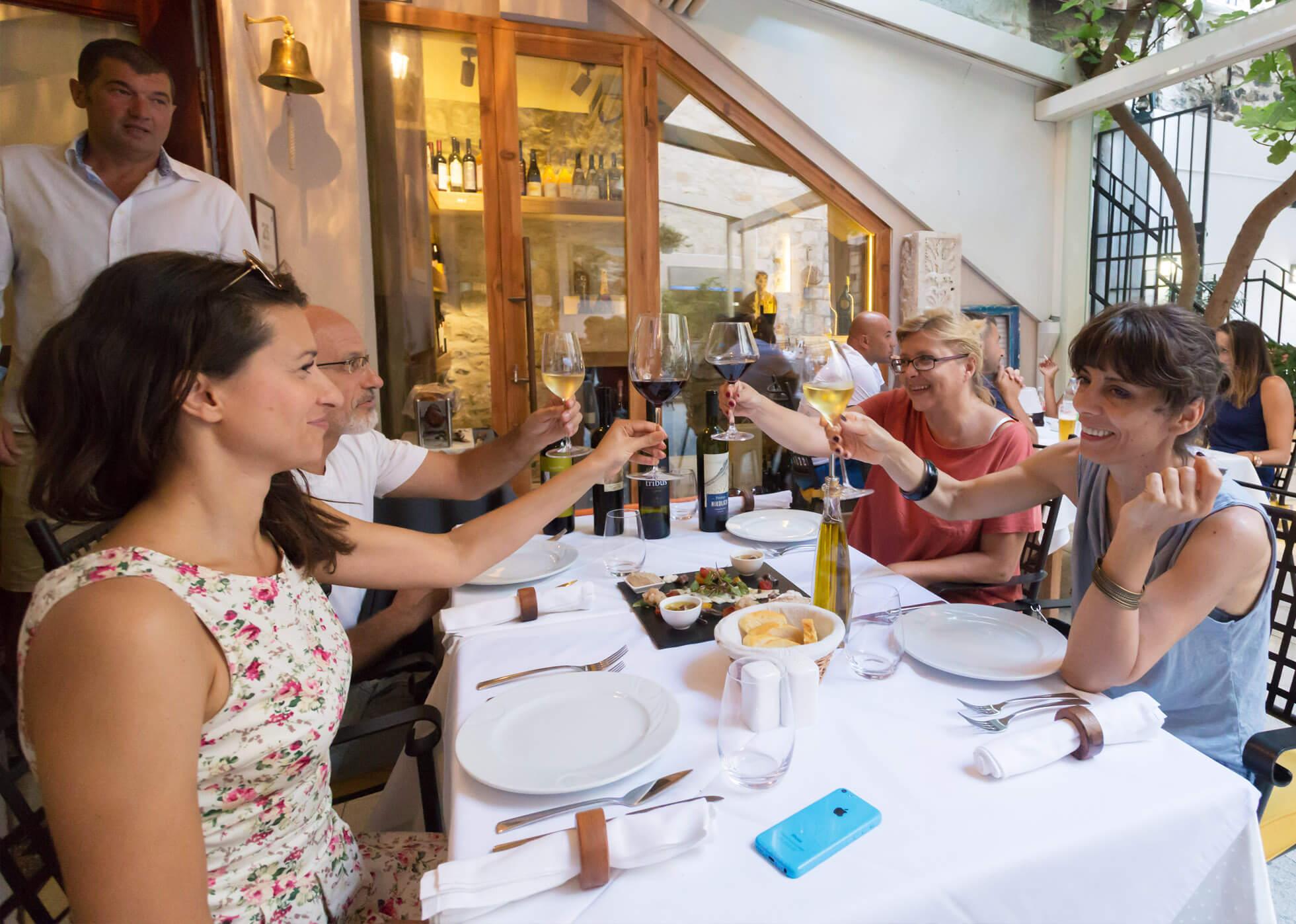 wine tasting split croatia